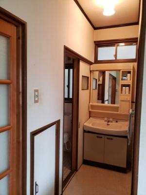 【独立洗面台】鳥取市西町1丁目借家