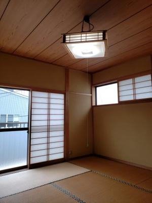 【和室】鳥取市西町1丁目借家