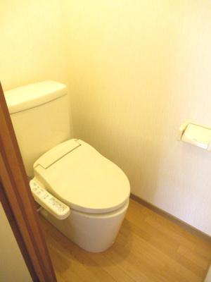 【トイレ】コーポサンハウス