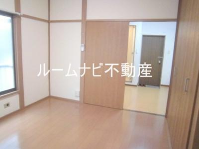 【寝室】 アクアグレイス田端