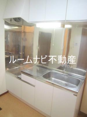 【キッチン】 アクアグレイス田端
