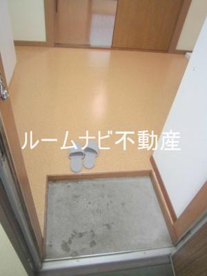 【玄関】 アクアグレイス田端