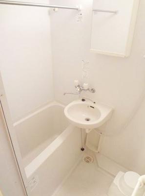 【浴室】スカイコート門前仲町