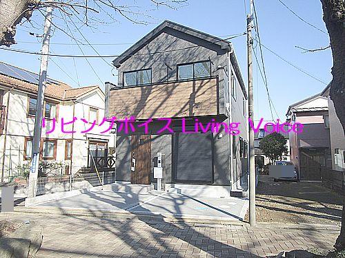 施工例 平塚市田村8丁目3期 新築一戸建て