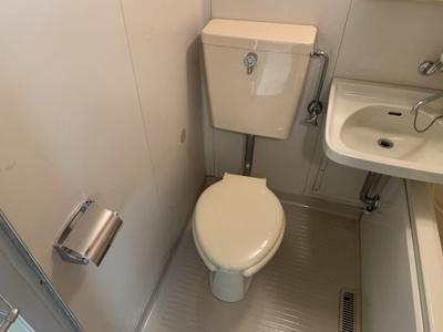 【トイレ】田代町ハイツ