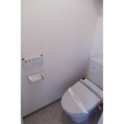 【トイレ】ルナグランデⅠ
