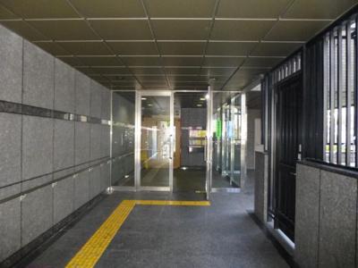 【エントランス】パークサイド業平