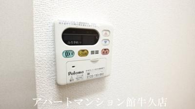【セキュリティ】セレッソ弐番館
