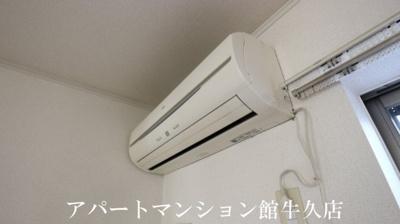 【バルコニー】セレッソ弐番館