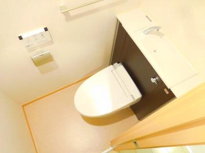 【トイレ】メゾンパイン