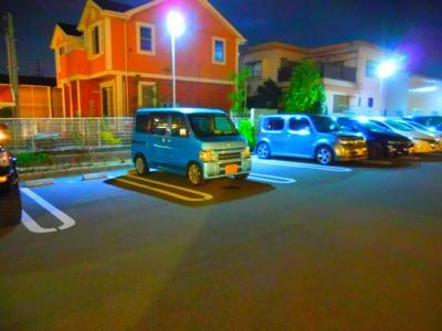 【駐車場】メゾンパイン