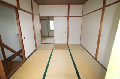 【寝室】中桜塚5丁目3戸1