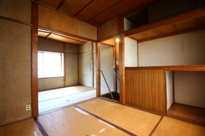 【和室】上京区甲斐守町 中古戸建