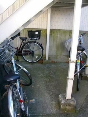 駐輪場有り☆