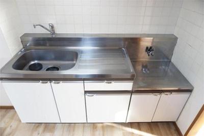 キッチン収納あり