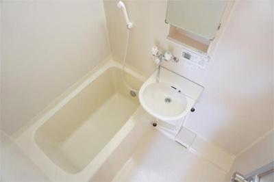 【浴室】クレセントビル