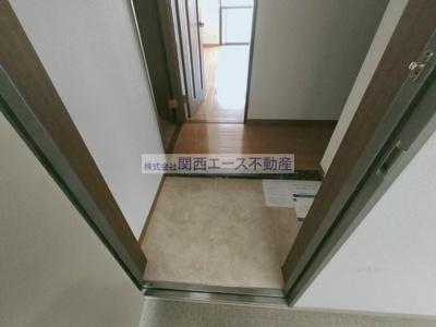 【玄関】プレミールコート