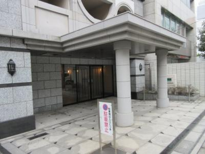 【エントランス】日神デュオステージ横浜マリンスクエア