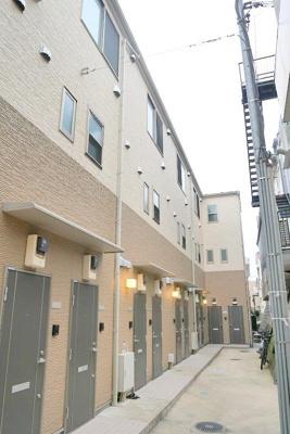 都営浅草線「西馬込」駅より徒歩7分のアパートです