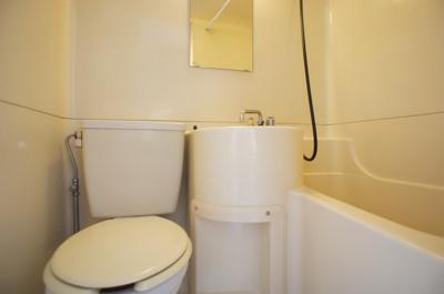 【浴室】千田マンション