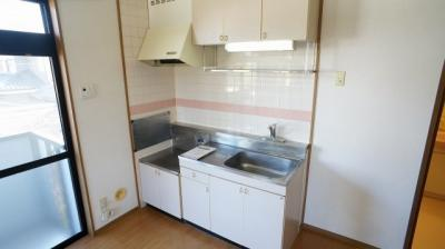 【キッチン】プランタン関根Ⅲ