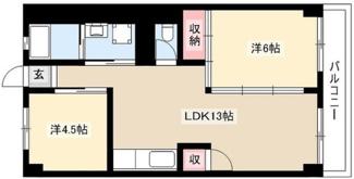 敷地面積約488坪 土地値割合高めのマンションです
