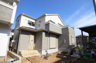 千葉市中央区矢作町 新築一戸建 ※外観施工例です。