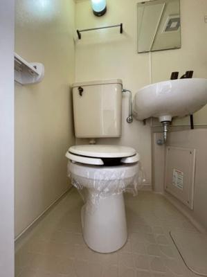 【トイレ】サンビレッジ塩屋