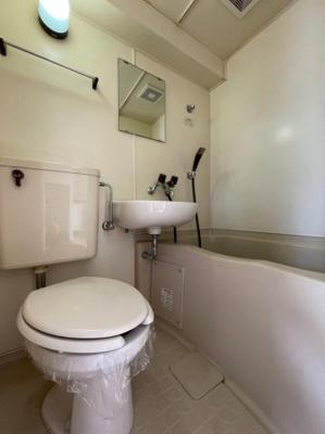 【浴室】サンビレッジ塩屋