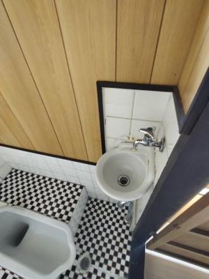【浴室】山下コーポ