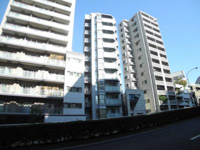 【外観】宮庭東新宿ビル
