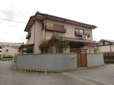 【外観】下阪本4貸家 Y邸