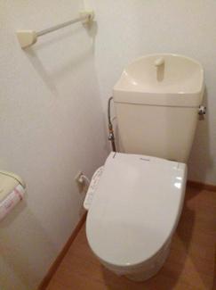 【トイレ】ドムスサンセールⅢB