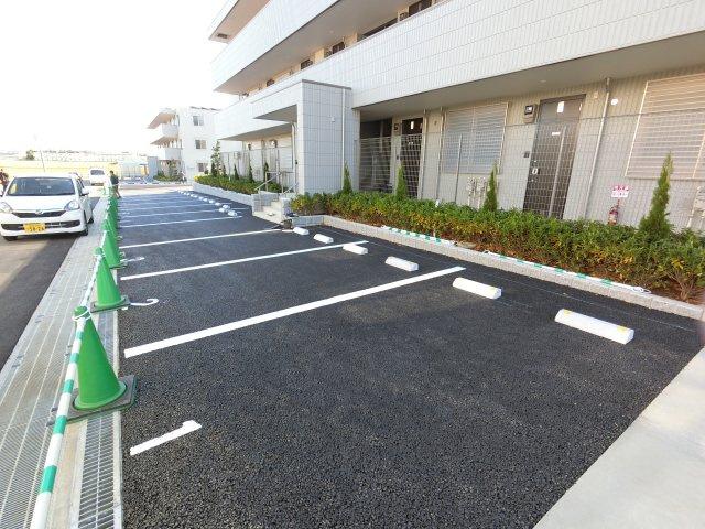 【駐車場】ヤマサウエストヒル