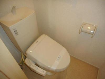 【トイレ】ブリアンベル・ウッドⅡ