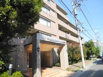 【外観】クリオ新宿戸山壱番館