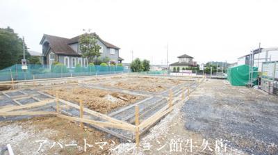 【外観】土浦市木田余東台新築アパートA棟(仮)