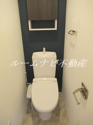 【トイレ】ZOOM北千住