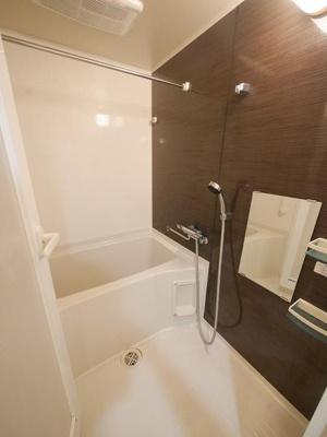 【浴室】クレイシア蔵前