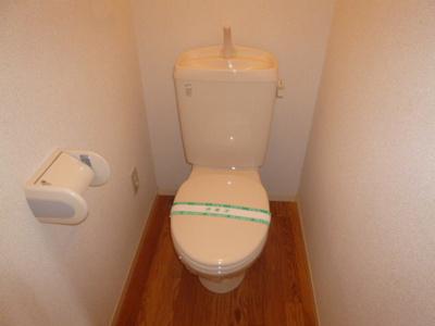 【トイレ】ベルリード連島B