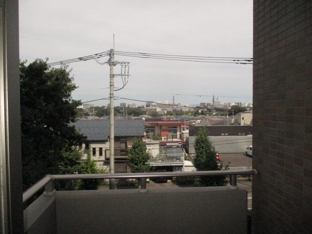 【バルコニー】サーパス御茶園通り 3階