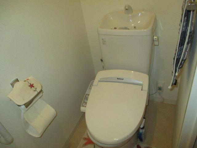 【トイレ】サーパス御茶園通り 3階
