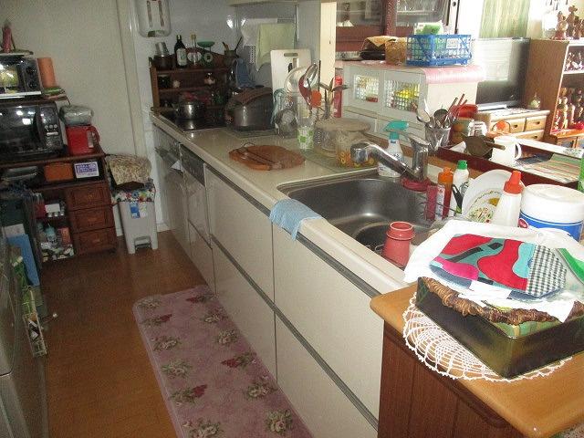 【キッチン】サーパス御茶園通り 3階
