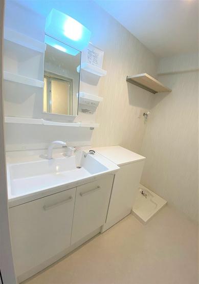 室内洗濯機置き場完備☆