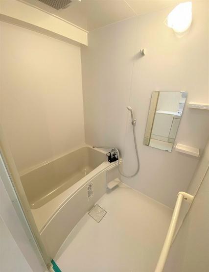 【浴室】平野加美グランドハイツ1号棟