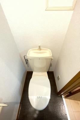 【トイレ】ヴィラアラモード