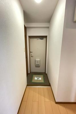 【玄関】ヴィラアラモード
