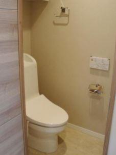【トイレ】クレヴィア恵比寿