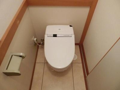【トイレ】シエスタ北寺