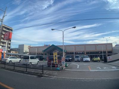 近くにスーパーがあるのでお買い物にも便利です。